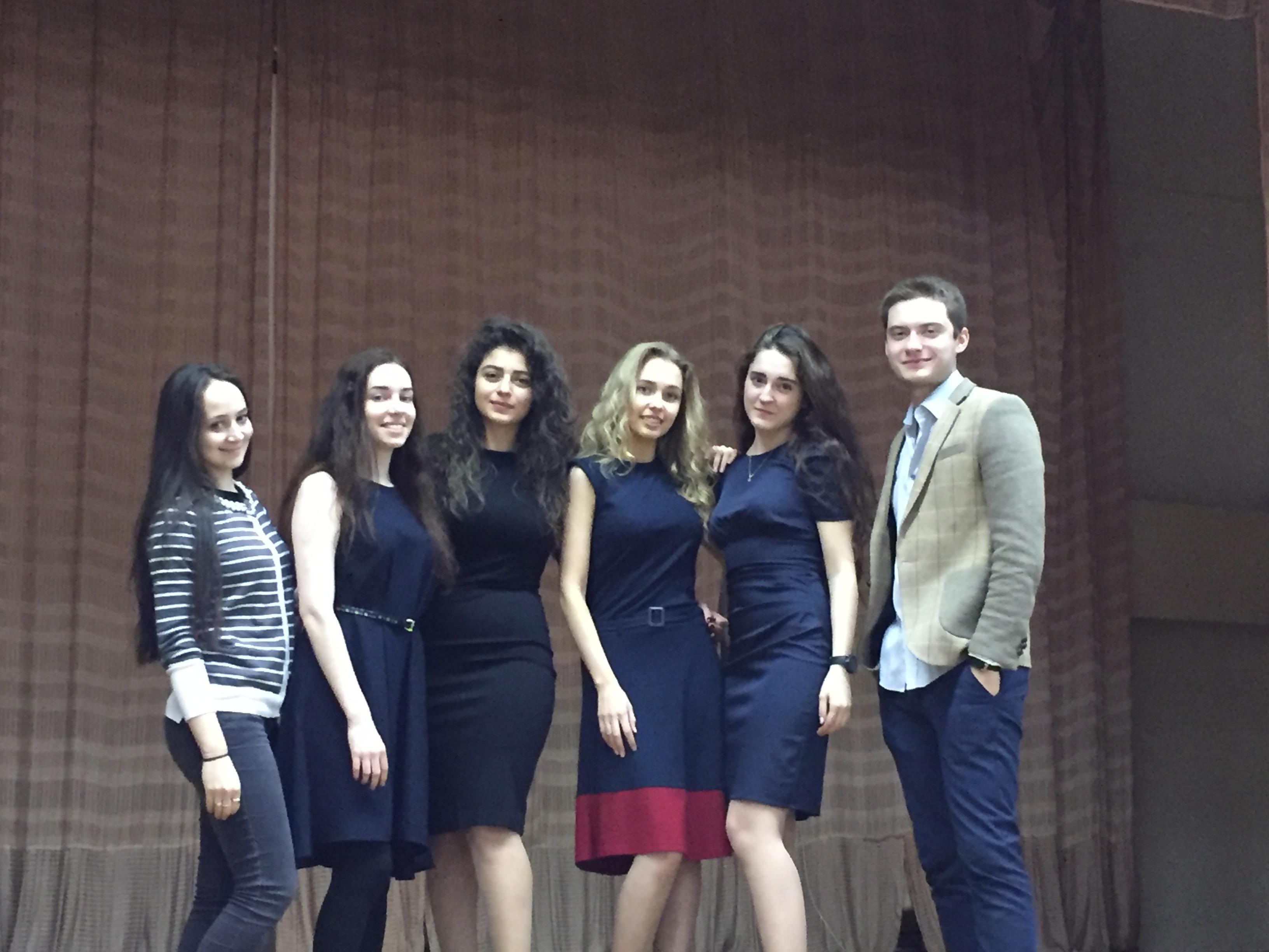 Студенты ИГМУ выступили с концертом в Иркутском областном госпитале ветеранов войн